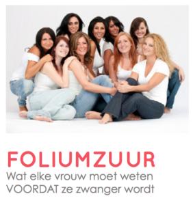 Foliumzuurfolder_België